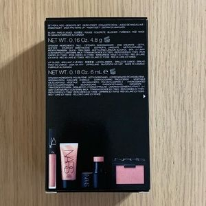 NARS Makeup - NEW NARSissist #Jetsetter 4-Piece Orgasm Face Set